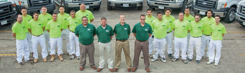 The Stried Painting Team in Waukegan, IL